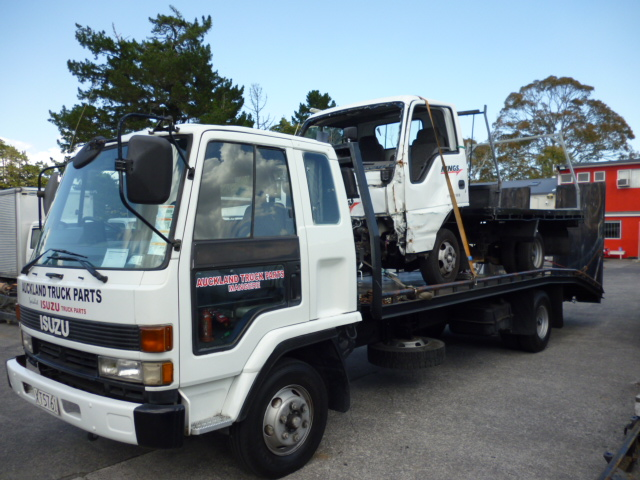 AUCKLAND TRUCK PARTS LIMITED